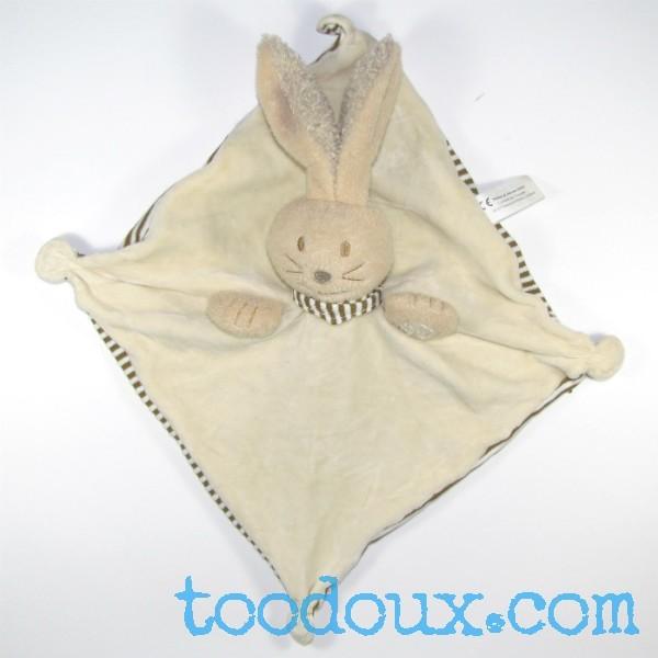 Sp cialiste en sos doudou nature et d couverte lapin beige foulard - Lunch box nature et decouverte ...
