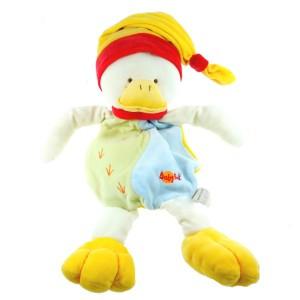 Canard BABY NAT doudou range-pyjama