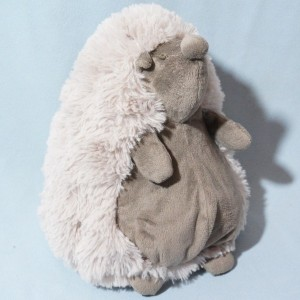 Hérisson ATMOSPHERA doudou peluche marron