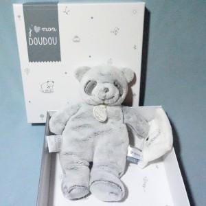Panda DOUDOU ET COMPAGNIE Collection J'aime mon doudou