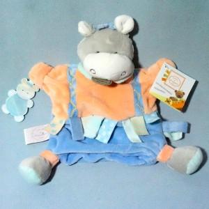 Ane DOUDOU ET COMPAGNIE marionnette Collection étiquettes