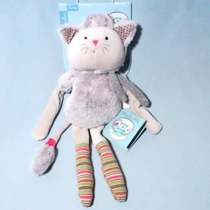 Chat MOULIN ROTY doudou les Pachats
