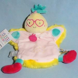 Ananas DOUDOU ET COMPAGNIE marionnette Tropi'cool