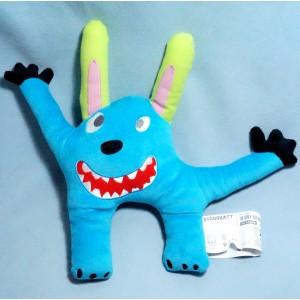 Monstre Ikéa bleu Sagoskatt