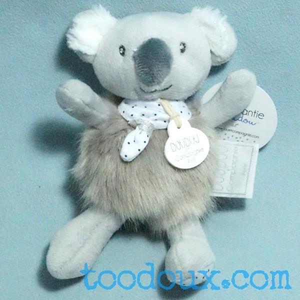 Koala DOUDOU ET COMPAGNIE gris Les Minizoo DC3528