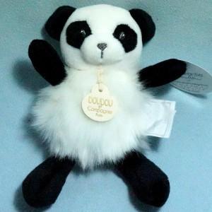 Panda DOUDOU ET COMPAGNIE noir et blanc Les Minizoo DC3529