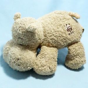 Hippopotame  WWF Anna Club Plush beige