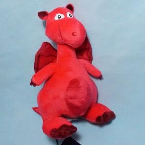 Dragon ARMOR LUX sos doudou rouge